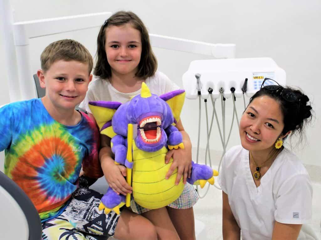 ArtSmiles Free Kids Dental School Holidays Special Offer